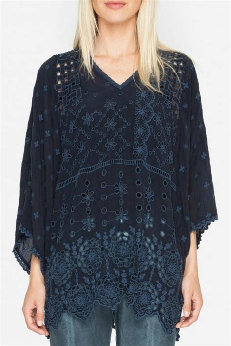Patchwork Tops - johnny was oversized patchwork top from dallas by hip chic