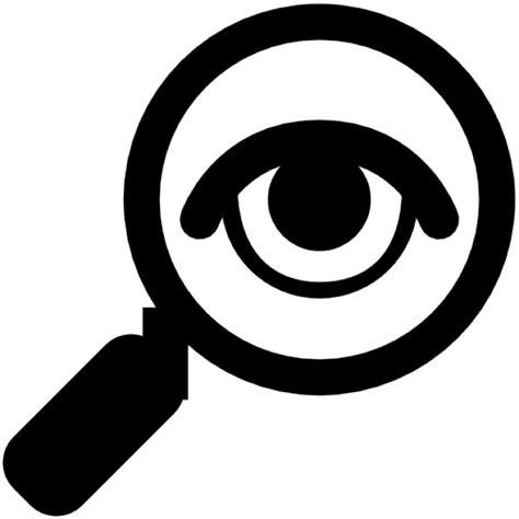 vector gratis ojo ver icono imagen gratis en pixabay lupa con un ojo descargar iconos gratis