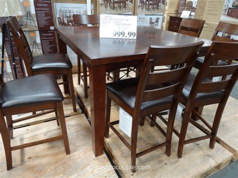 costco dining room sets costco furniture dining set furniture walpaper
