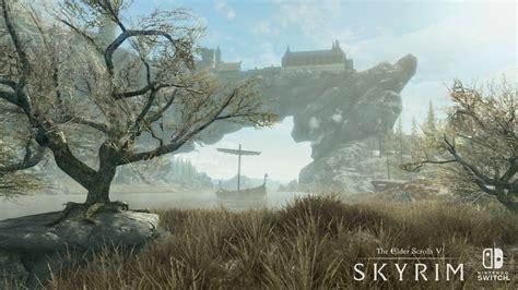 Kaset Nintendo Switch The Elder Scrolls V Skyrim e3 2017 skyrim on nintendo switch screenshots impress nintendo insider