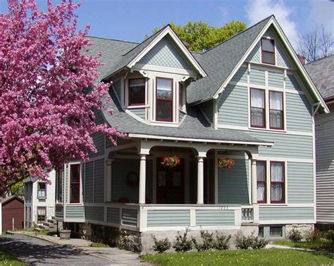 green street exterior house colors roof colors victorian house paint colors and exterior paint