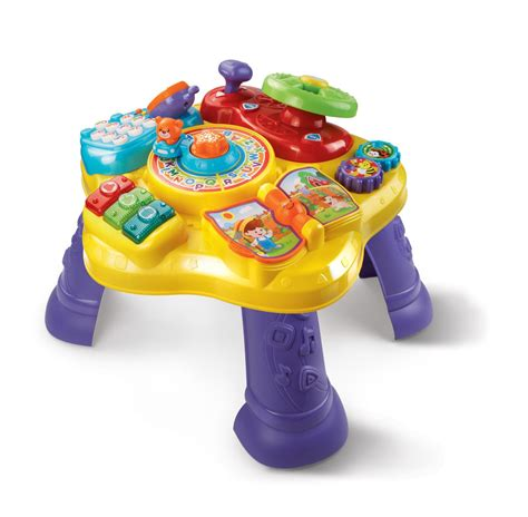 learning table for toddlers learning desk activity table vtech children toys