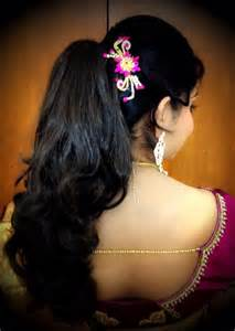 south indian bridal hairstyle indian bridal