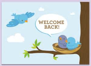 welcome back cards clipartsgram