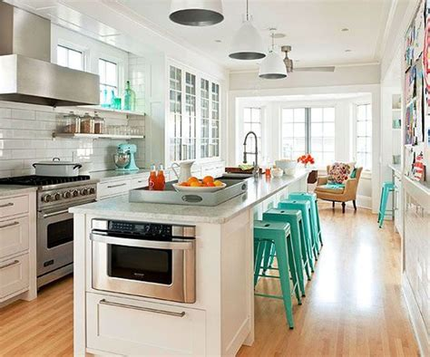 narrow kitchen island with seating efficiency of narrow kitchen island with seating