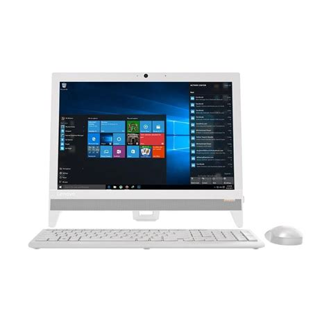 Pc Aio Lenovo 310 20iap Okid 1 lenovo aio310 20iap f0cl000lid all in one desktop pc spesifikasi harga 2018