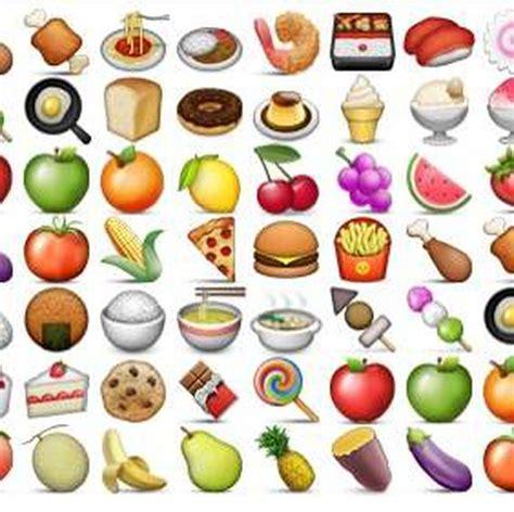 emoji food sushi pizza and birthday cake the emoji diet sounds
