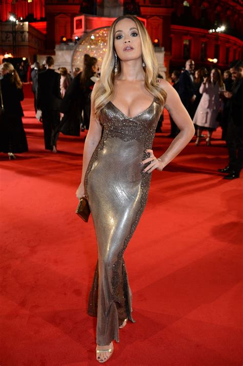 rita ora fashion awards   london