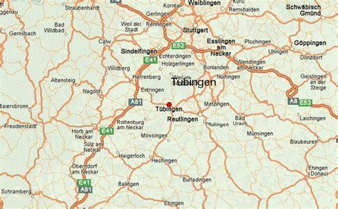 tubingen germany map t 252 bingen location guide