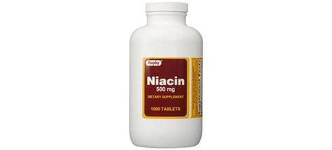 supplement niacin niacin bodybuilding s best kept secret benefits dosage