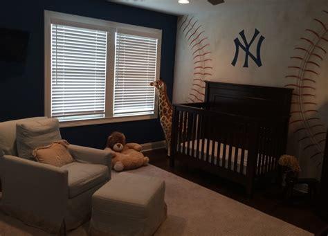 new york yankees bedroom ideas ny yankees nursery project nursery