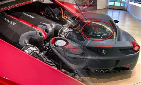Ferrari 348 Engine Swap by Ferrari Trasformata In Auto Cliente Un Prototipo Di 458