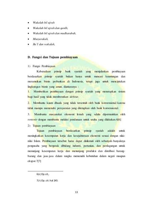 Letter Of Credit Konvensional makalah manajemen pembiayaan bank syariah