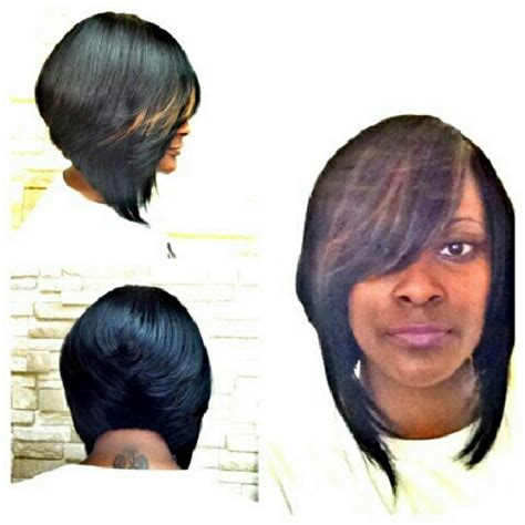 edgy hairstyles with weave 1000 images about quickweave styles on pinterest bobs