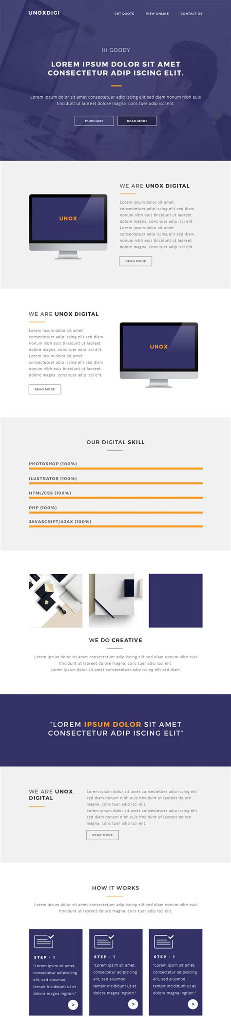 how to make a responsive email template 35 best responsive html email templates for newsletters 2019