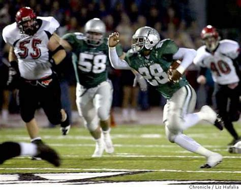 north coast section football playoffs de la salle romps to semifinal victory sfgate