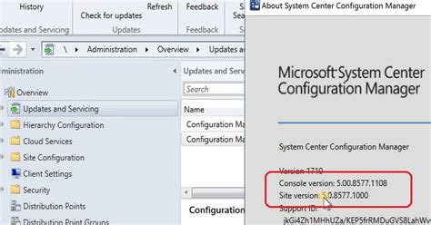 installing the sccm hotfixes on the clients ccmexec com to fix 13 issues install hotfix kb4057517 of sccm cb 1710
