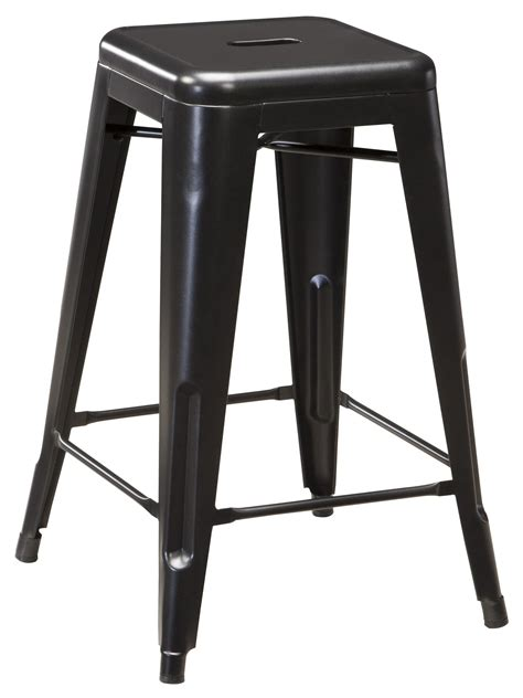 Royal Furniture Bar Stools by Signature Design By Pinnadel Retro Contemporary