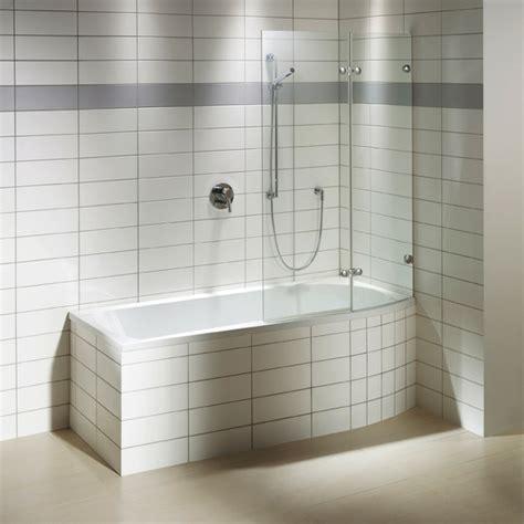 Badewannen mit Duschzone: 24 super Vorschläge!   Archzine.net