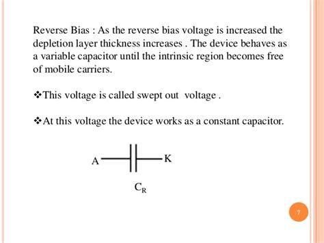 pin diode depletion region pin diode