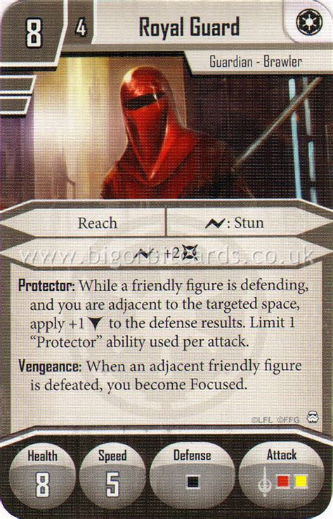 wars imperial assault deployment card template royal guard deployment card deployment card wars