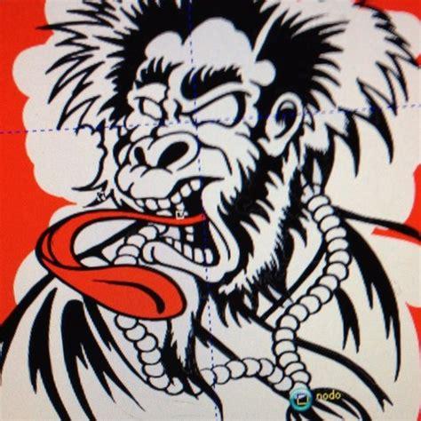 crazy monkey tattoos monkey crzymnkytattoo