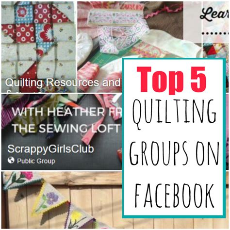 Quilting Groups by Quilt Archives