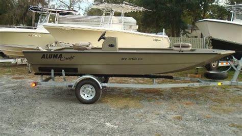 wide jon boat seat mount alumacraft mv1756aw boats for sale