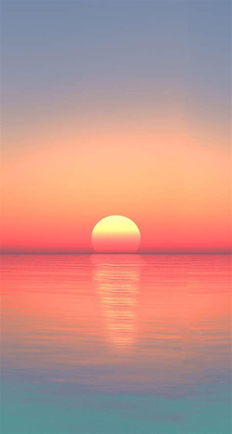 sunset sorbet fondos iphone wallpaper iphone