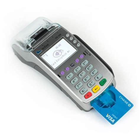 credit card equipment verifone vx 520 credit card machine