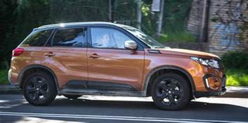 Suzuki Vitara New Softened New Suzuki Grand Vitara Coming Photos 1 Of 5