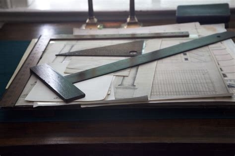 Drafting Table Tools Drafting Tools On A Table Clippix Etc Educational Photos For Students And Teachers