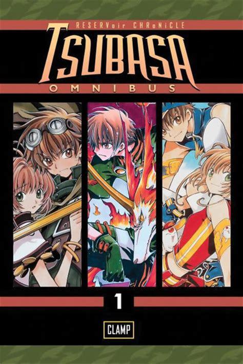 Tsubasa Omnibus 3 tsubasa reservoir chronicle omnibus volume 1