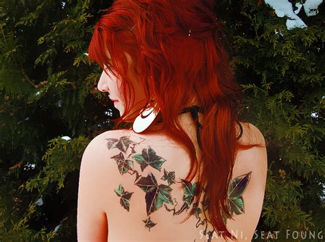 redhead tattoo ideas by april martinez tattoos show