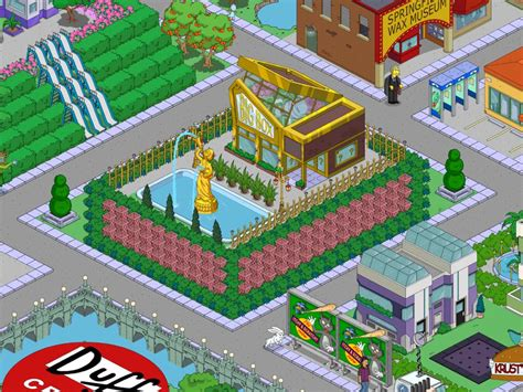 simpsons tapped out apk les springfield v4 10 2 hack android illimite donuts argent zip