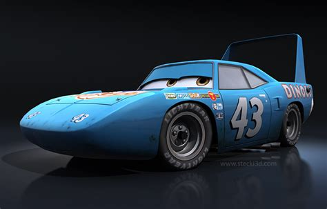 Cars King pixar cars king this is the model of the king