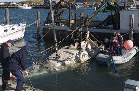 party boat fishing martha s vineyard menemsha crowd raises sunken sailboat the vineyard