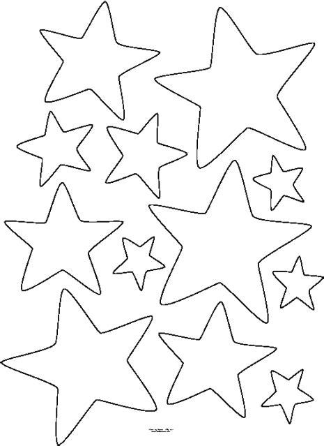 printable star sheet printable star coloring pages coloringstar
