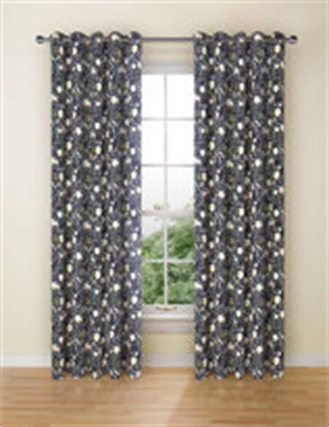 marks and spencer kids curtains navy eyelet curtains shopstyle uk