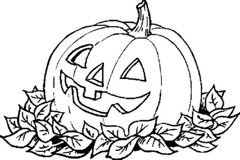 spooky pumpkin coloring pages get this scary pumpkin coloring pages for halloween 72519
