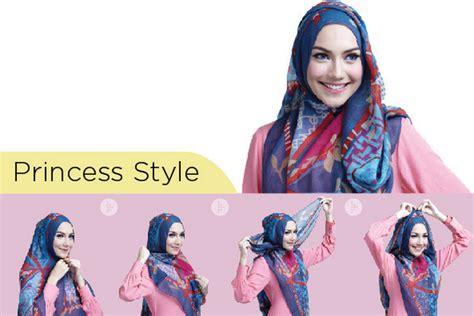 tutorial hijab berenang outfit hijab untuk ke pantai