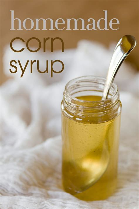 light corn syrup recipe homemade corn syrup you can use in place of the store