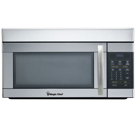 Cooktop Microwave 1 6 cu ft the range microwave oven microwaves kitchen