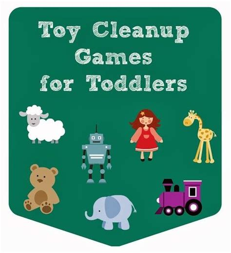 clean up make picking up toddler toys easy