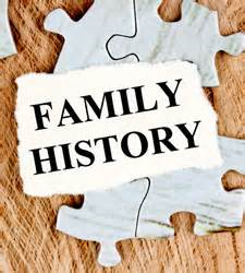 family history your family health history a key tool in assessing risk