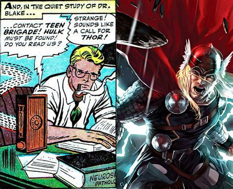thor film donald blake so will donald blake show up in marvel s thor or not