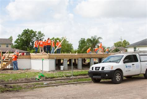home depot habitat for humanity in new orleans not