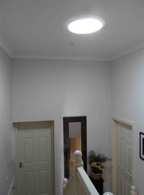 Natural Lighting Home Design by Your Hall Stairs And Landing Needs Light Too Solarspot 174