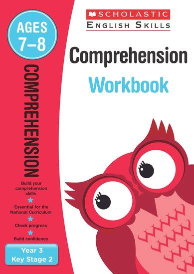 comprehension workbook year 5 1407141813 scholastic english skills comprehension workbook year 3 scholastic shop