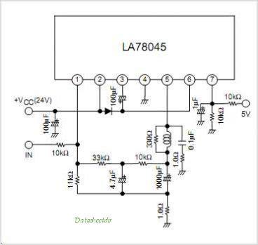 hobby tehknis elektronika circuitspinout vertikal